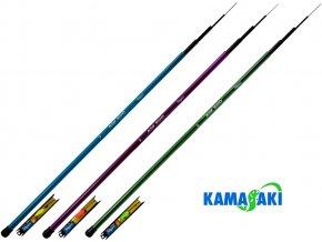 Kamasaki rybářský bič Kid Pole Rod 3 m/5-20 g