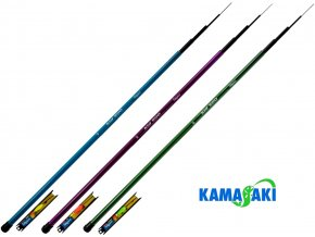 Kamasaki rybářský bič Kid Pole Rod 4 m/5-20 g