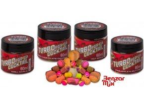 Benzar Mix nástrahy Turbo Pop Up Cocktail 60 ml