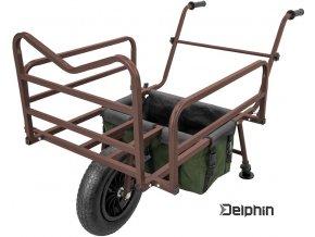 Vozík Delphin CrossTRAQ XL