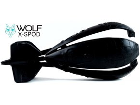 Zakrmovací raketa Wolf X-Spod Competition Black