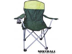 Mistrall rybářská židle 20D
