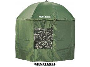 Mistrall rybářský deštník Umbrella Full Cover 220/250 AM6008838