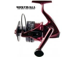 Mistrall naviják Red Cat 80