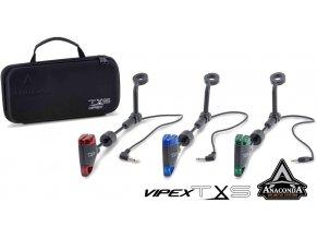 Sada swingerů Anaconda Vipex TXS 3er Set