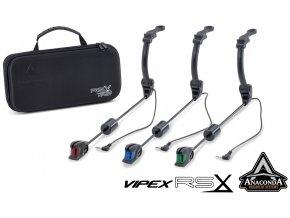 Sada swingerů Anaconda Vipex RSX 3er Set
