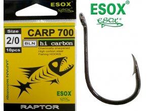 Háčky Esox Carp 700 - 10 ks