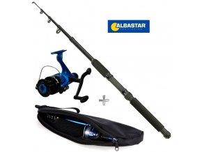 Albastar dětský rybářský set Holiday 210