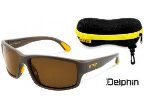 Polarizační brýle Delphin SG Trip