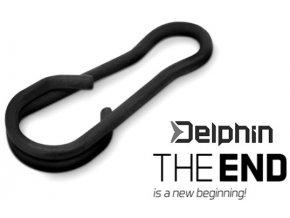 Delphin rychlovýměnné klipy THE END Multi Snap 15 ks