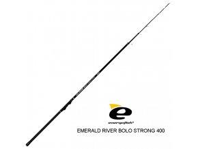 Energofish prut Energo Team Emerald River Bolo Medium 400 cm/10-30 g