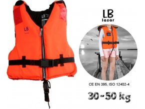 LB Lázár záchranná vesta Life Vest 30-50 kg