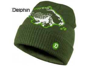 Zimní čepice Delphin CARPER