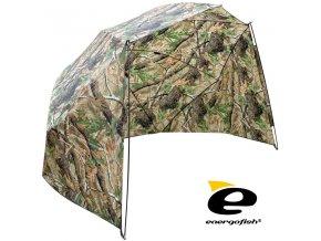Energofish rybářský přístřešek Energo Team Outdoor Umbrella Half Tent 250 cm