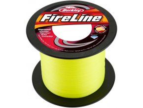 Berkley FireLine Flame Green pletená šňůra 1 m