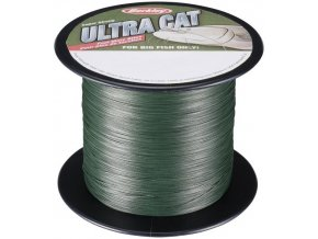 Berkley Ultra Cat Moos Green pletená šňůra 1 m
