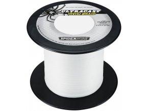 SPIDERWIRE Ultracast Invisi Braid 8 Carrier Translucent pletená šňůra 1 m
