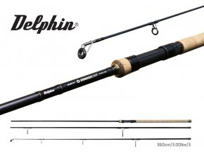 Prut Delphin Armada Carp BlackWay 300, 360