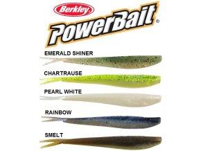 Berkley PowerBait Original Minnow smáček 8 cm