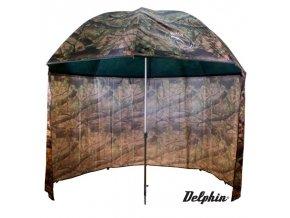 Delphin deštník PVC s prodlouženou bočnicí 250 cm