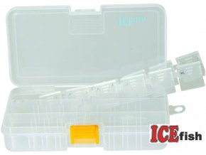 ICE Fish rybářská krabička E13 - 16 x 9 x 3 cm