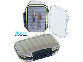 JSA Fish muškařská krabička 32 - 106 x 76 x 34 mm