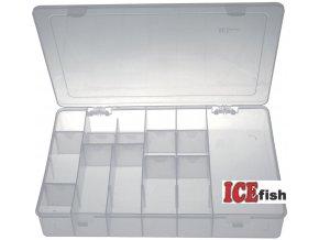 ICE Fish krabička twisterová univerzál - 32 x 22,5 x 5 cm