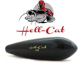 Hell-Cat podvodní splávek černý