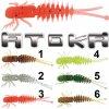 Gumové vláčecí nástrahy Atoka Joy 5 cm - imitace vodního hmyzu