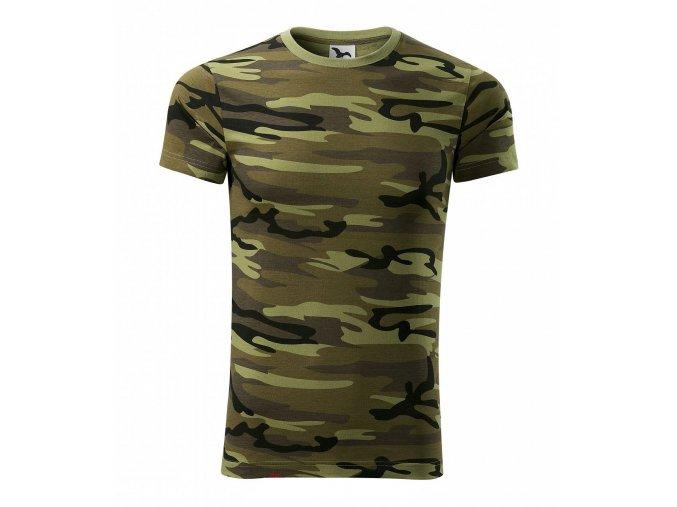 w 34 1 tricko camouflage ca