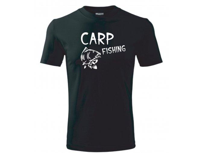 carp fishing černé