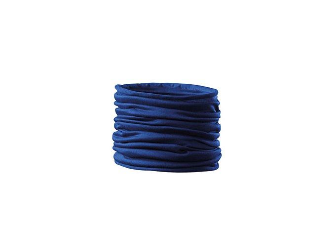 Twister Scarf, šátek, nákrčník - královská modrá