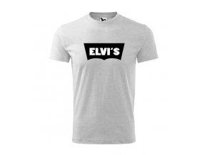 Elvis bílé