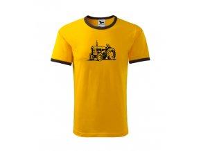 traktor tričko dětské