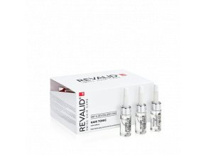 Ewopharma Revalid Packshots TopView HairCare Tonic combine close 600x600px 1
