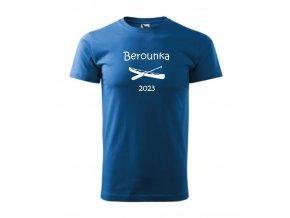 Pánské vodácké tričko - Berounka