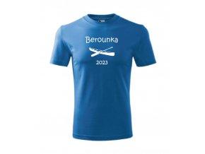 Dětské vodácké tričko - Berounka