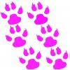 psí packa růžová