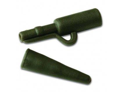 safety lead clips with tail 32mm bal 6ks kar 10bal