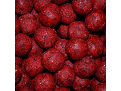 Boilies Carp inferno Nutra Jogurtová Jahoda 20mm 1kg