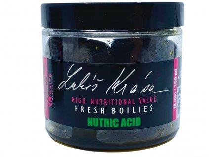 LK Baits Fresh Boilie Nutric Acid
