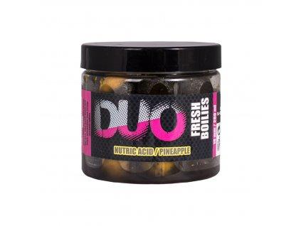 LK Baits DUO X Tra Fresh Boilies Nutric Acid Pineapple 18mm 200ml
