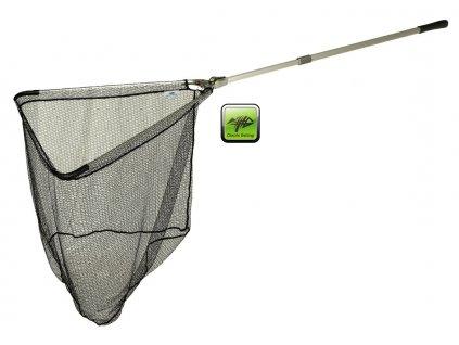 Podběrák Giants fishing Strong alu  2,2m 60x60cm