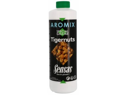 Posilovač tekutý Sensas Aromix Tiger nut 500ml