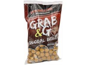 Boilies Starbaits Global Sweet corn 20mm 1kg