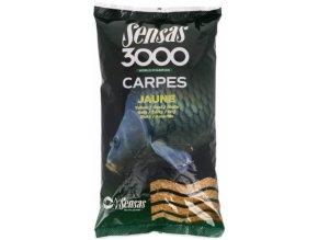 Vnadící směs Sensas 3000 Carpes Jaune-žlutý 1kg