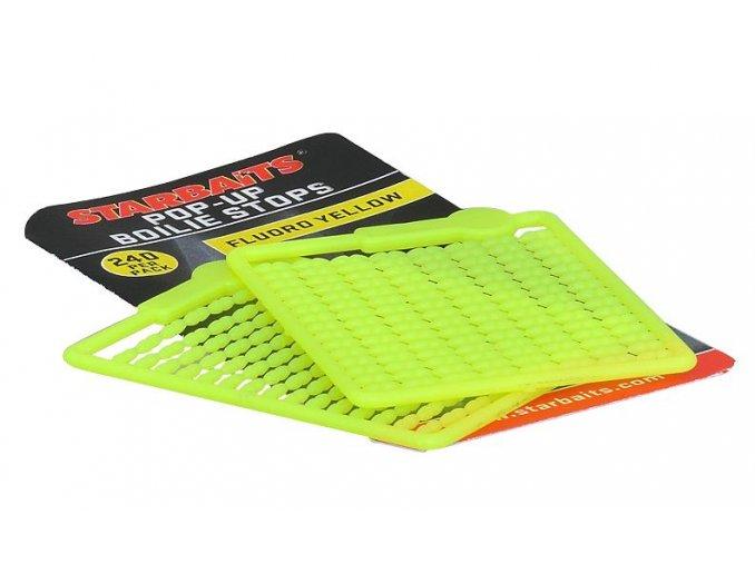 Bait Stopper Pop UP Fluo žlutá 240ks  + 10% sleva platná ihned po registraci pro všechny