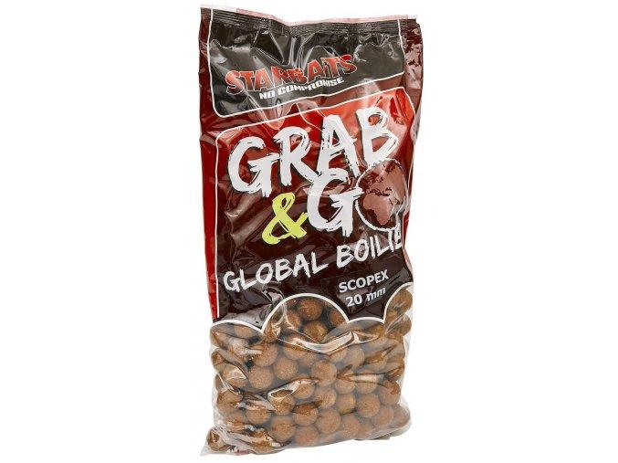 Global boilies SCOPEX 20mm 2,5kg  Slevněte si produkt na 260,10 Kč za pouhou registraci na webu