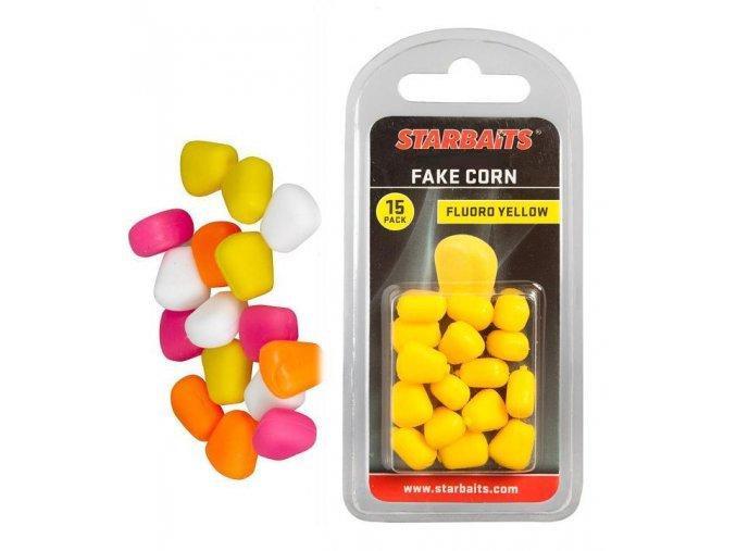 Floating Fake Corn žlutá (plovoucí kukuřice) 15ks  + 10% sleva platná ihned po registraci pro všechny