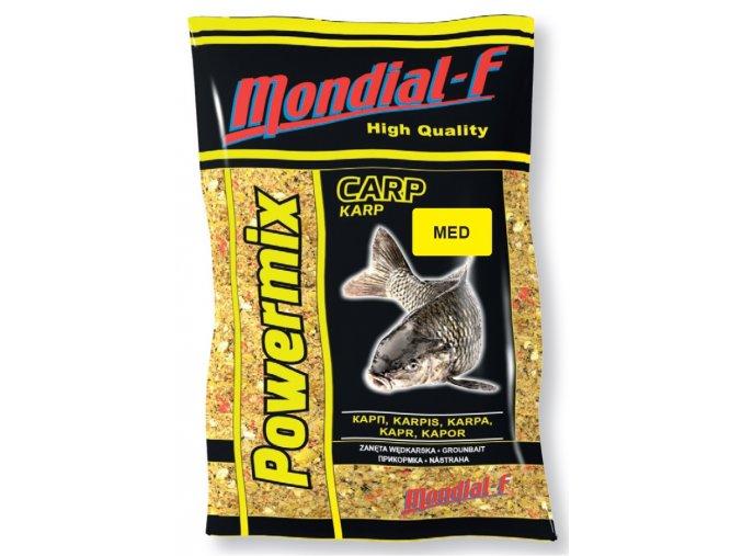 Krmení Powermix Carp Honey 1kg  + 10% sleva platná ihned po registraci pro všechny